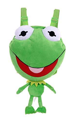 Desconocido Barrio Sésamo - Animal de Peluche The Muppets (Posh Paws International 22814) - Mochila Muppets Gustavo