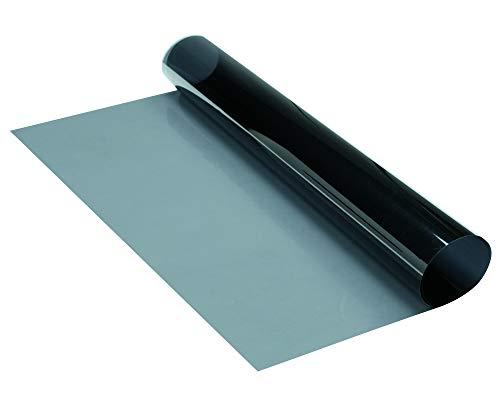 Foliatec 1190 Tönungsfolie BLACKNIGHT REFLEX Light, 76 x 300 cm, Schwarz-Metallisiert