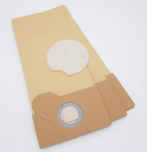 Reinica 10 Papier Staubsaugerbeutel für Nilco 17-46 Staubbeutel Saugerbeutel Papier Beutel Staubsauger
