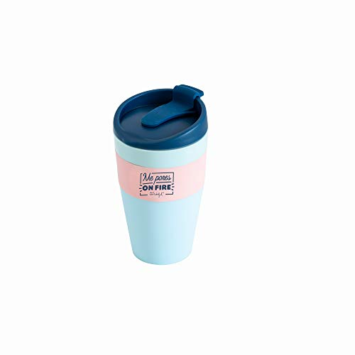 Mr. Wonderful Take Away Taza Me Pones On Fire, 10x8x8 cm