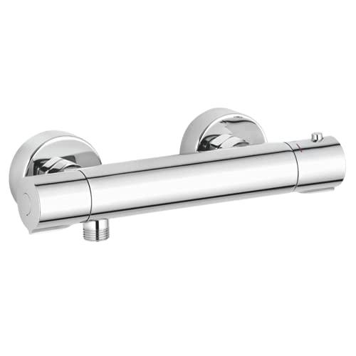 Kludi Basic Thermostat Brausearmatur DN ohne Brausegarnitur Chrom, 350020538