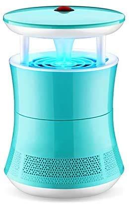 WYJW - Repelente eléctrico para mosquitos y mosquitos de interior, sin veneno, eléctrico, portátil, USB, antimosquitos, lámpara UV, inhalador de moscas para exterior