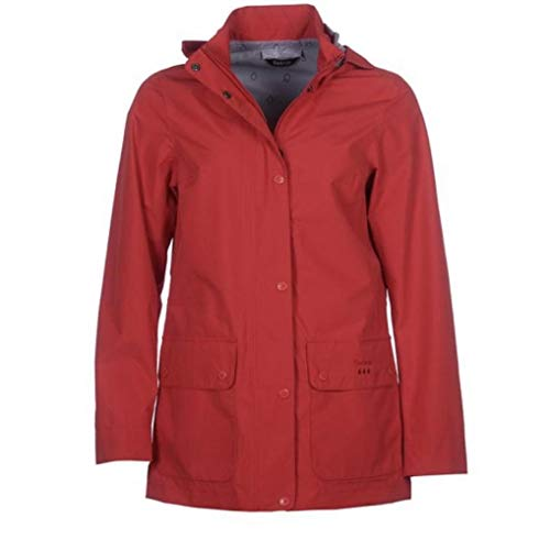 Barbour Fourwinds Waterproof Jacket, Rot 36