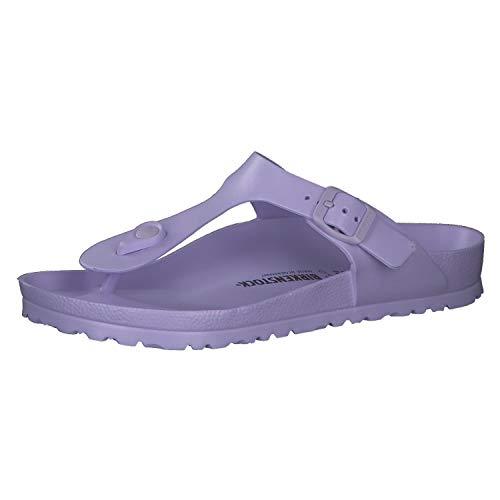 Birkenstock Gizeh EVA Purple Fog Größe EU 38 Normal
