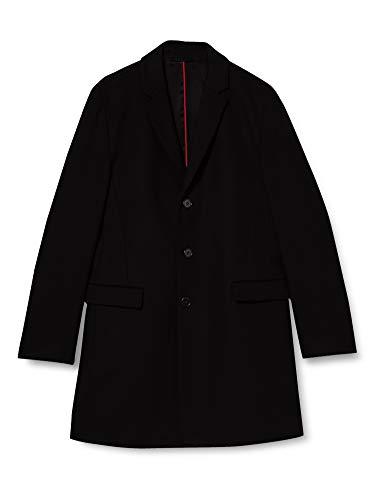 HUGO Herren Dress Coat Migor2041, Black (1), 46