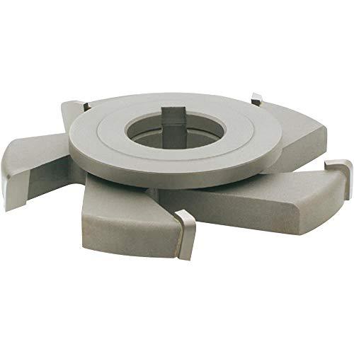 Grizzly Industrial C3698Z - Carbide Tip Under Cutter & Spacer Set, 4-5/8