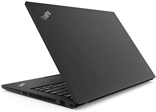 "Lenovo Thinkpad T490 14"" Full HD FHD (1920x1080) IPS Anti-Glare Business Laptop (Intel Quad-Core i7-8565U, 16GB DDR4 RAM, 1TB PCIe SSD) Backlit, Type-C, Thunderbolt 3, Fingerprint, Windows 10 Pro 64"