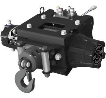KFI Products Plug-N-Play Assault 2500 Series Winch forPolaris 12-18Scrambler 850/XP 1000/XP 850, 15-18 Sportsman 450/570, 12-18Sportsman Touring 550/570/850 and 15-18Sportsman X2 570 Models