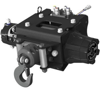 KFI Products Plug-N-Play Assault 2500 Series Winch for Polaris 12-18 Scrambler 850/XP 1000/XP 850, 15-18 Sportsman 450/570, 12-18 Sportsman Touring 550/570/850 and 15-18 Sportsman X2 570 Models