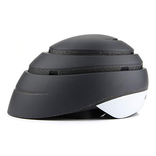SXC Casco de Ciclismo Casco Plegable de Bicicleta/Casco Plegable, Accesible, Ligero y Casual. Casco de Patinete Hombre/Casco de Patinete Mujer