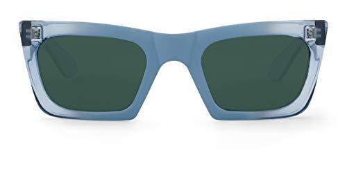Mr. Boho, Tomigaya, Artic - Gafas de Sol para Hombre y Mujer