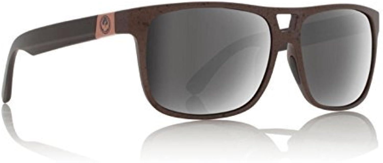 Dragon Alliance Roadblock Sunglasses, Copper Marble Silver Ion by Dragon Alliance