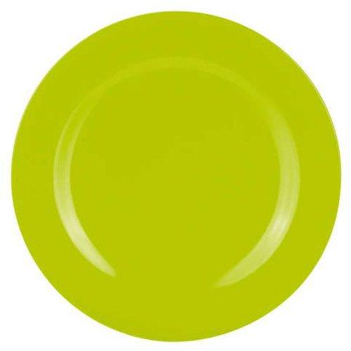 zak! Designs 0204-0318E BBQ Speiseteller 28 cm grün