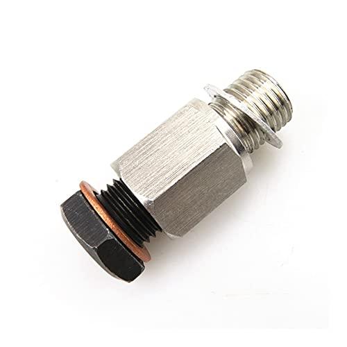 BOOY-Store Auto Anti-Viaje M14 * 1.5 Error DE Aceite del Motor PLUGO DE Tornillo Ajuste para Passat B6 Golf 5 MK5 6 MK6 R32 EOS TIGUAN A3 A4 A6 TT Q7