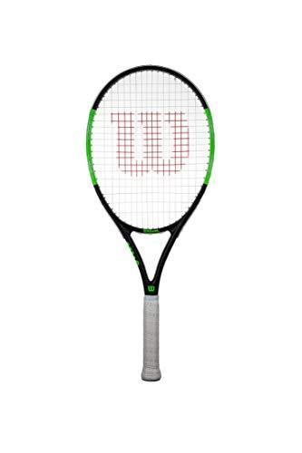 Wilson Blade Pro 105 - Raqueta de tenis para adultos (empuñaduras 1, 2, 3)