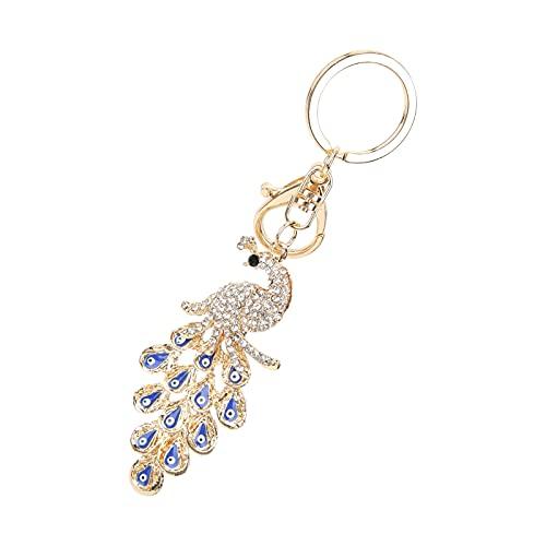 XINL Llavero De Ojo Malvado, Llavero De Buena Suerte De Metal Exclusivo Colorido Hermoso para Amuleto para Colgante para Decoración De Pared