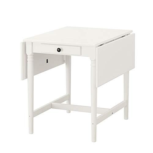Laptopstandaard DD bijzettafel, eettafel van massief hout, inklapbare vierkante tafel, Nordic telescopic Home eettafel, werkbank