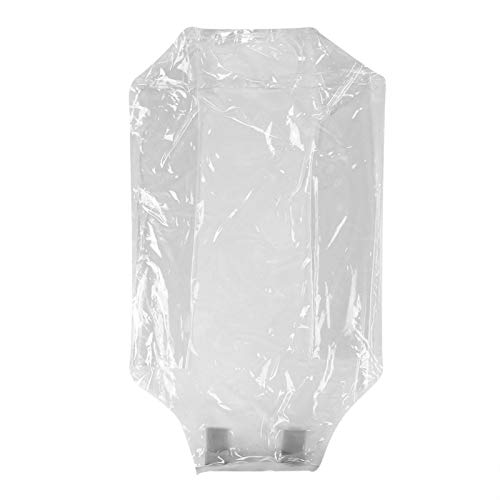 Luggage Cover Transparent Practical Waterproof Dust Cover for School(22 inches)