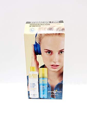 Montibello Kit Hydratacion & Energia (Champú Clean My Hair 300ml+Power My Hair 200ml)