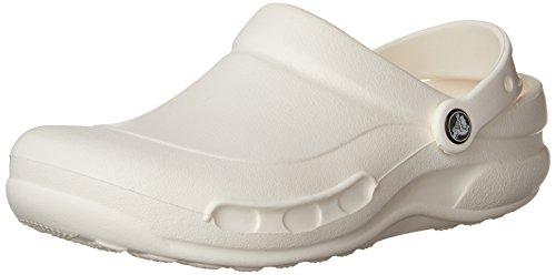 Crocs Specialist, Unisex Adulto Zueco, Blanco (White), 46-47 EU