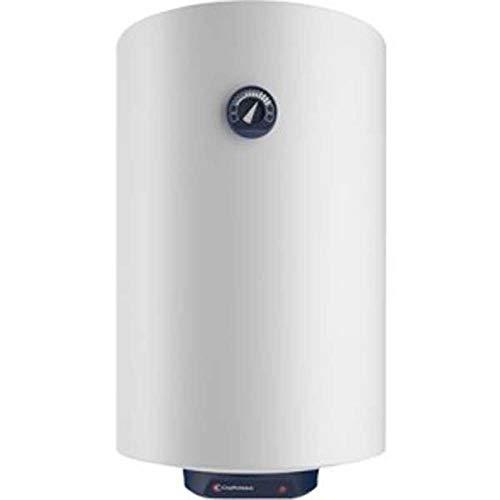 Calentador de agua termos-eléctrico con capacidad de 80 litros, vertical, izquierdo
