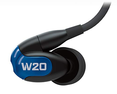 Westone W20 V2 Dual Drivers IEM Auriculares con Cable Bluetooth WST-W20-2019