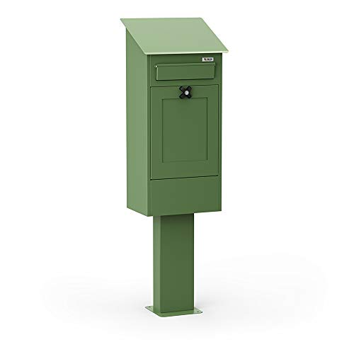 Flexbox Briefkasten Gustav 9801 Grün