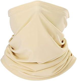 BINMEFVN Summer Bandana Face Mask -Dust Sun UV Protection Fishing Neck Gaiter - for Men & Women