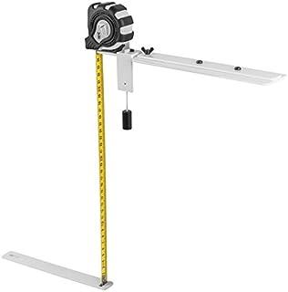 Cedcorf قابل حمل Stadometer قد 3 متر (فقط متریک)