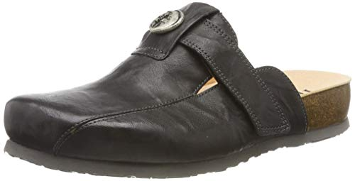 Think! Damen JULIA_585349 Clogs, Grau (Vulcano 20), 37 EU
