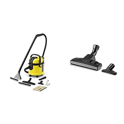 Kärcher Lava-aspirador SE 4002 (1.081-140.0) + Kit para el hogar (2.863-002.0)