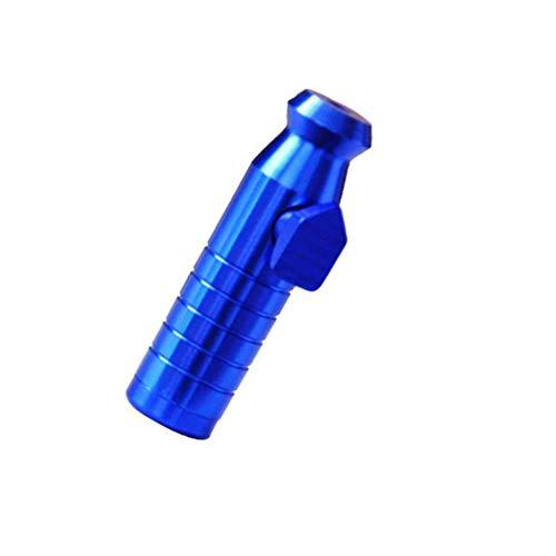 M&M Smartek Dosificador Dosificador dispensador de aluminio y metal en 7 colores para tu tabaco para chupete versión 5.0