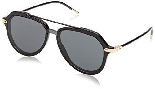 Dolce & Gabbana 0DG4330 Black/Grey One Size
