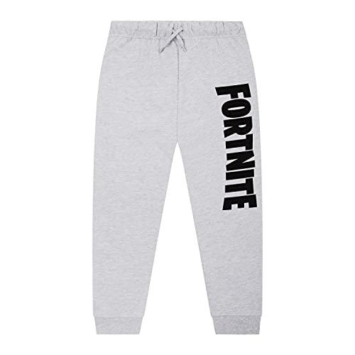 Fortnite Spodnie do joggingu dla chłopców | odzież sportowa, spodnie dresowe w kolorze czarnym, szarym | modne spodnie do joggingu, prezent dla chłopców dla pasjonatów