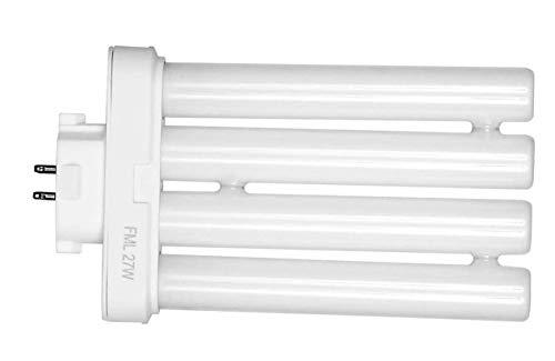 ARSUK Leuchtmittel Leuchtstoffröhre 27W Ersatz für Tischleuchte, in der Nähe von Tageslicht High Vision Desktop Light 4-polig (Leuchtstoffröhre 27W, Ersatz)