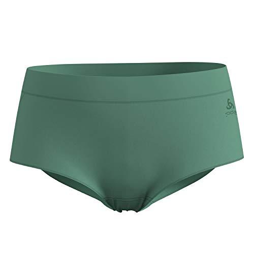 Odlo SUW Bottom Panty Merino 130 Pants Womens, Creme de Menthe, M