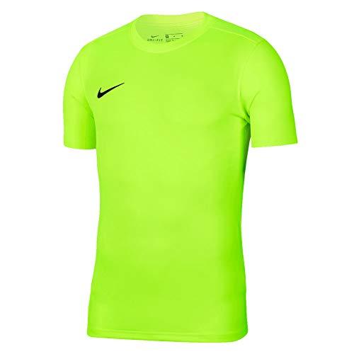 Nike Herren Herren Trikot Park VII Trikot, Volt/Black, M, BV6708