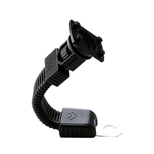 K-ONE Halterungsständer Flexibel Fest drehbar Universal-Telefonhalterung Rückspiegel Einstellbare Unterstützung ABS-Zubehör Motorrad