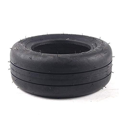 DIEFMJ Neumáticos de Scooter eléctrico, 80/60-5 Neumático para Go-Cart de neumáticos equilibrados