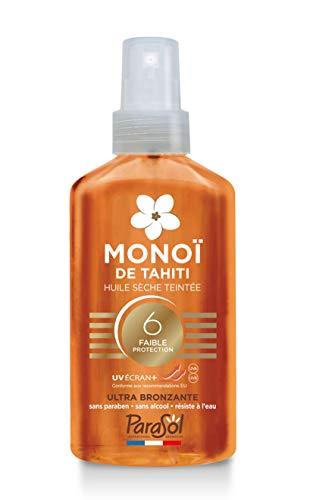 ParaSol Spray Monoï de Tahiti 6 FPS Teinté
