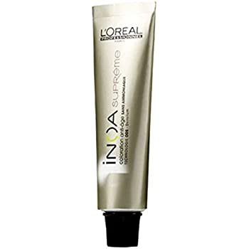 LOREAL Profesional Inoa Supreme - Tinte permanente (60 g, 8 ...