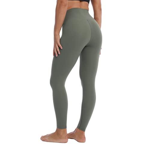 QTJY Pantalones de Yoga para Mujer con Levantamiento de Cadera de Cintura Alta, Leggings para Exteriores, Biblioteca Deportiva, Pantalones de Fitness de Secado rápido elásticos, Pantalones de Yoga CL