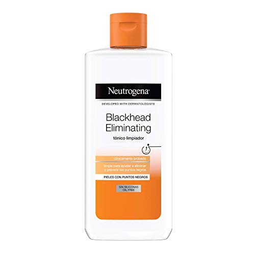 Neutrogena Blackhead Eliminating Tónico Limpiador - 200 ml