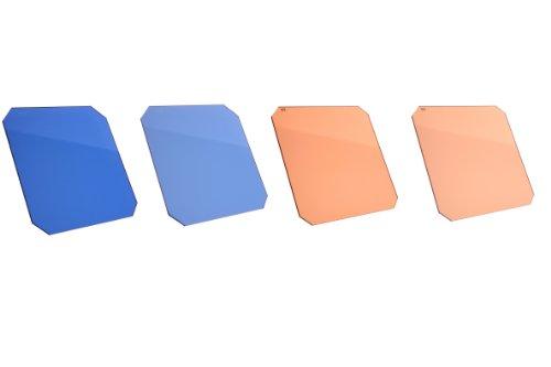 Formatt Hitech HT100CTKIT - Juego de filtros correctores (4 filtros, 100 x 100 mm)