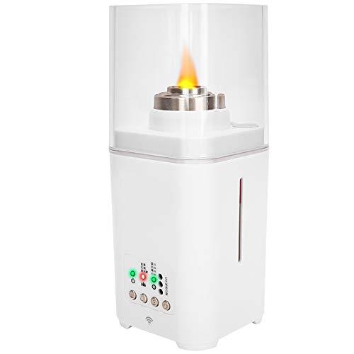 【𝐒𝐞𝐦𝐚𝐧𝐚 𝐒𝐚𝐧𝐭𝐚】 Difusor de aroma, difusor de aroma USB de alta calidad, se apaga automáticamente 3 tipos de modos de niebla Funciones de temporización de bajo ruido Sala de estar para dormit