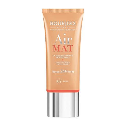 Bourjois Air Mat Fdt Base de Maquillaje Tono 04 Beige - 30 ml