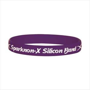 エム・ケイプジャパン『スパークノンX シリコンバンド-B Mサイズ』