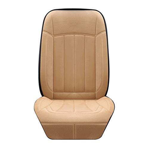 QiFei Beheizbare Sitzauflage, Autositzauflage Hot Stuff Heizbare Sitzkissen, Sitzheizung für Pkw, LKW, Kfz, Auto