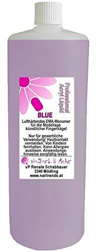 'Professional-Liquid Blue acrylique, 1000 ml
