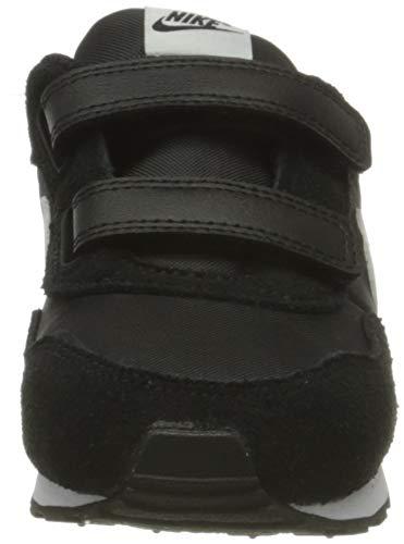 Nike MD Valiant (TDV), Sneaker, Black/White, 18.5 EU